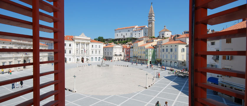 Hotel Tartini, Piran, Slovenia - view from the hotel.jpg
